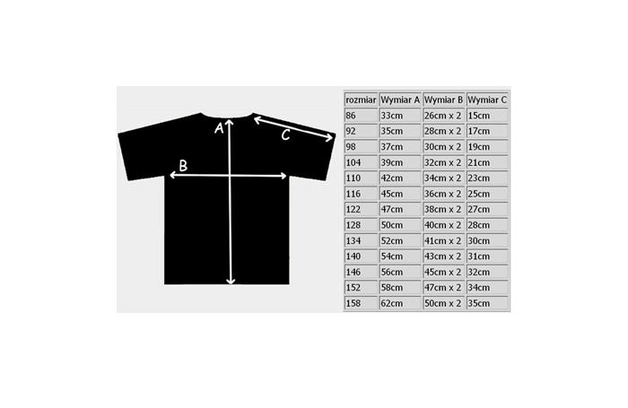 T-shirt Gracja